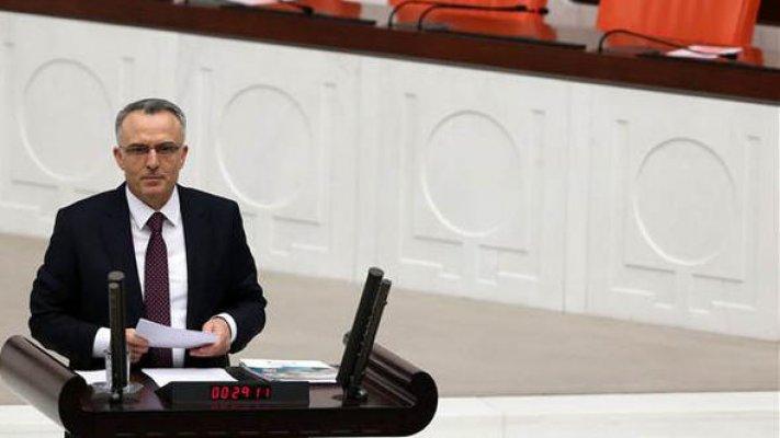 Maliye Bakanı Ağbal '' 2018 De Taşeronlara Kadro Verilecek'' Dedi