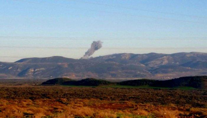 Afrin '' Zeytin Dalı Harekatı'' Suriye Dışişleri Bakanlığı Tarafından Kınandı