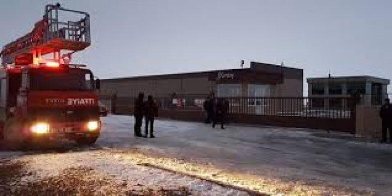 Niğde'de Havai Fişek Fabrikasında Patlama Meydana Geldi 2 Kişi Hayatını Kaybetti