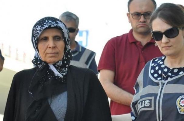 Aliye Boydak'a 7,5 Yıl Hapis Cezası Verilerek Tahliyesine Karar Verildi!