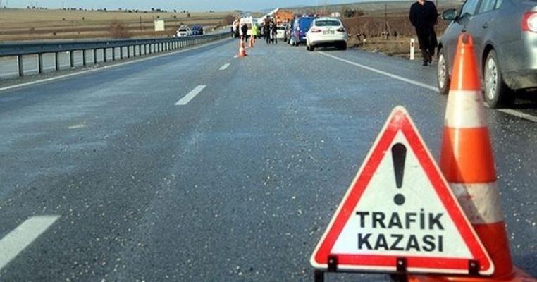 Kayseri'de Yaşanan Kaza Sonrası:1 Ölü 5 Yaralı