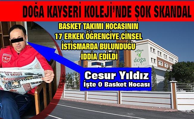 Tüm Türkiye'yi Sarsan Olay Doğa Koleji'nde Yaşandı!