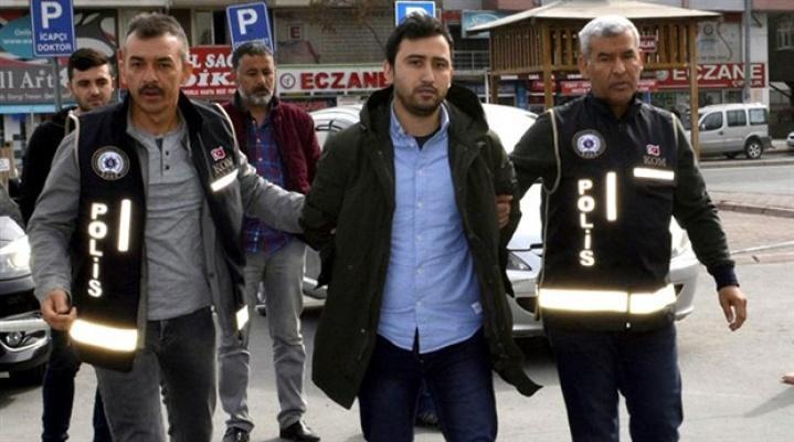 Anadolu Farm kurucusu kaçmak isterken yakalandı!