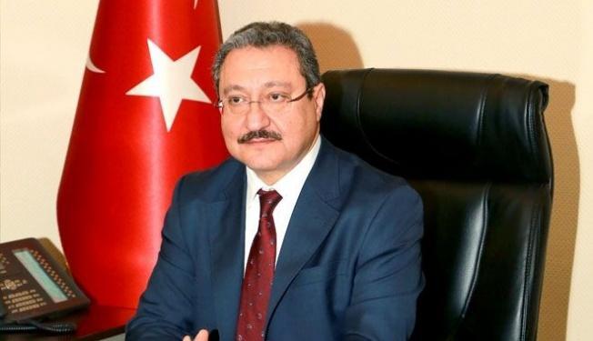 Erciyes Üniversitesi Rektörü Muhammet Güven'e FETÖ Soruşturması!