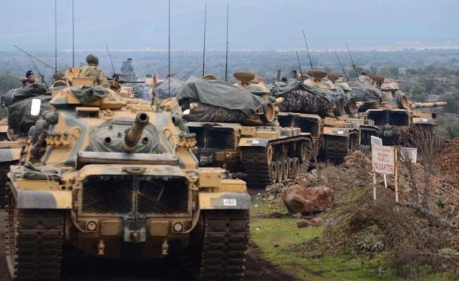 Özel Kuvvetler Afrin merkezde Operasyona Başladı!