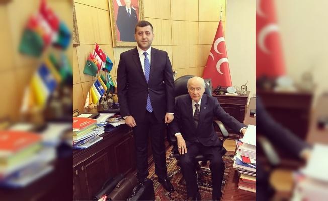 MHP İl Başkanı Baki Ersoy görevinden istifa etti!