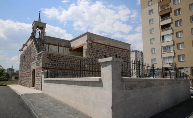Siviş Camii ve Çeşmesi Restore Edildi