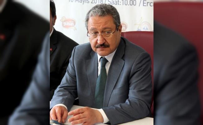 ERÜ Rektörü Güven'den Kayseri Üniversitesi Açıklaması