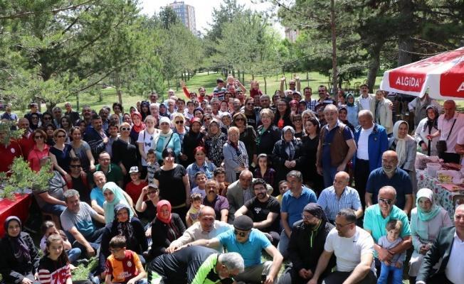 Kayseri'nin yerlileri grubu ilk buluşması gerçekleşti.