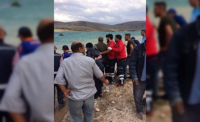 Baraj gölünü düşen genç kız boğularak can verdi!