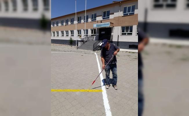 Develi Belediyesi Okulları Yeniliyor