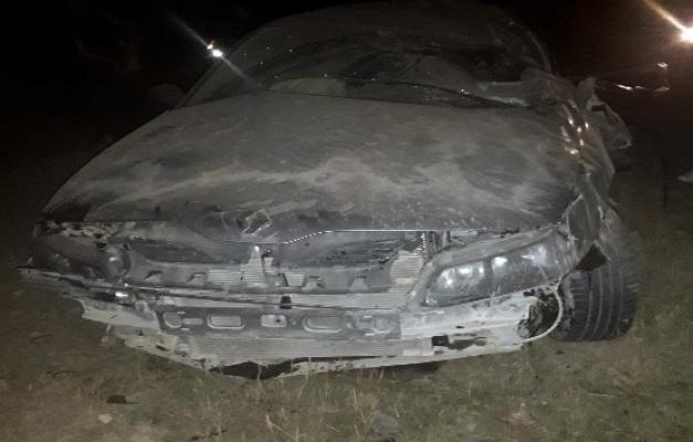 Kayseri'nin Develi İlçesinde Trafik Kazası: 1 Ölü 3 Yaralı
