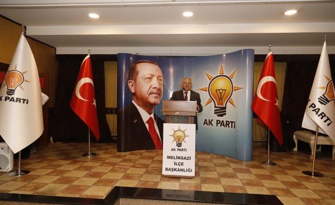 Başkan Büyükkılıç: ''Kayseri Halkının Hizmetkarıyız''