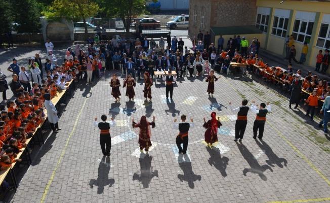 Bünyan'da İlköğretim Haftası Kutlandı