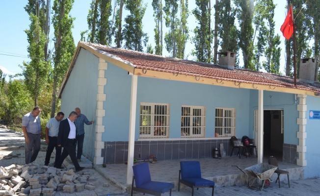 Bünyan'da Okullar Tadilattan Geçiyor