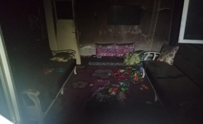 Kayseri'de 2 çocuk yanarak can verdi!