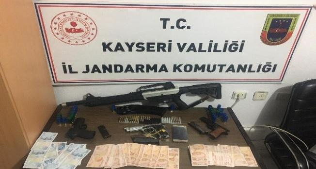 Kayseri'de Jandarma tarafından sahte para operasyonu!
