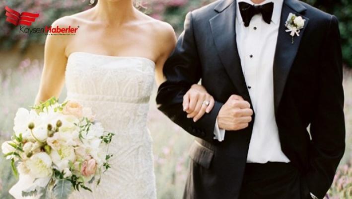 Kayseri'deki Evlenme ve Boşanma Oranları Şaşırttı