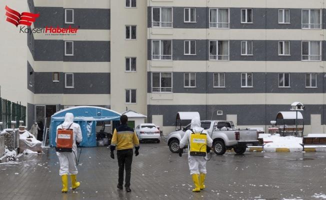 Büyükşehir'den Olası Salgına Karşı Etkili Mücadele
