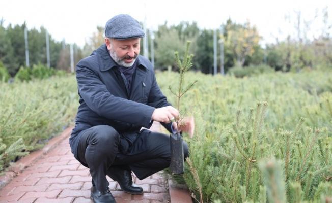 ''Gayretimiz Yemyeşil Kayseri'yi İnşa Etmektir''