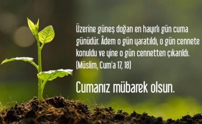 Ramazan özel resimli cuma mesajları - 24 Nisan 2020 Cuma