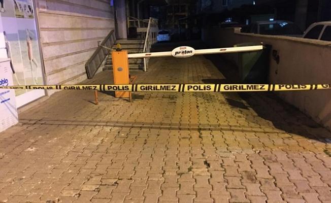Sivas caddesinde 7 katlı apartman karantinaya alındı!