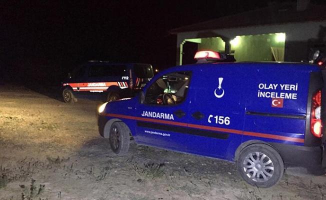 İncesu'da korkunç cinayet: Bidon içinde toprağa gömülü ceset bulundu!