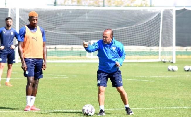 Erzurumspor, Kayserispor maçı hazırlıklarını tamamladı