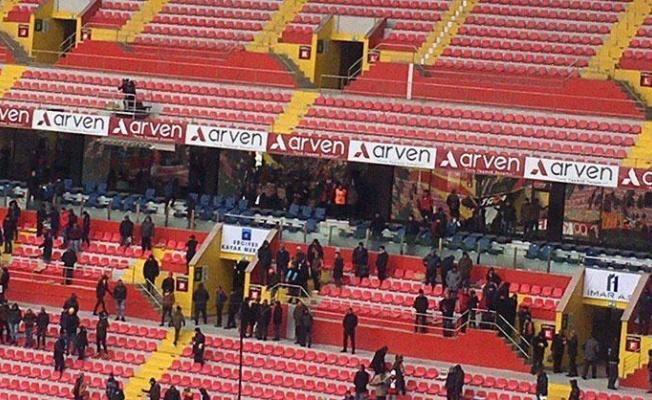 Kayserispor maçına 275 taraftar girecek