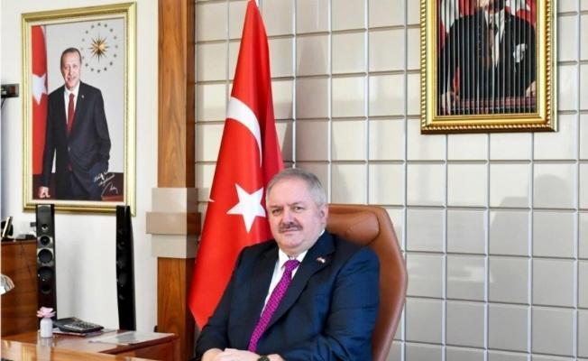 OSB Başkanı Nursaçan'ın fabrikası kurşunladı