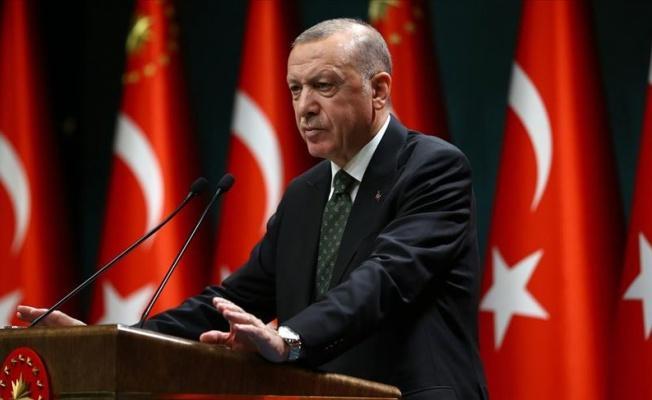 Cumhurbaşkanı Erdoğan tarafından açıklanan yeni tedbir kararları!