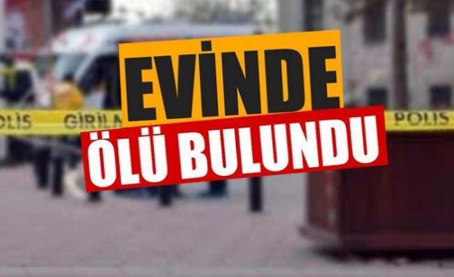 Kayseri'de yine bir şahıs evinde ölü bulundu!