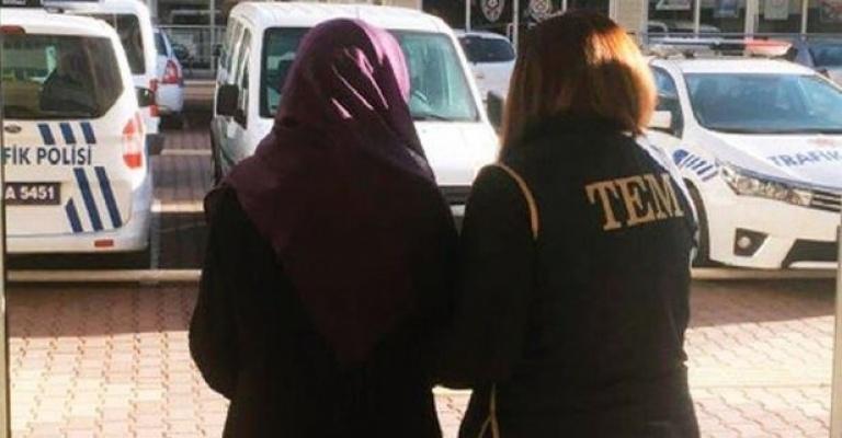 DEAŞ üyesi kadına 6 yıl 3 ay hapis cezası