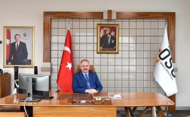 Kayseri OSB Yönetim Kurulu Başkanı Tahir Nursaçan'dan 2020-2021 değerlendirmesi