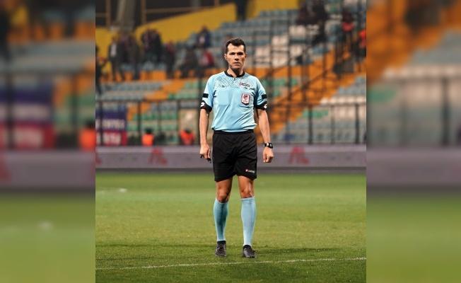 Kayserispor-Trabzonspor maçını Burak Şeker yönetecek