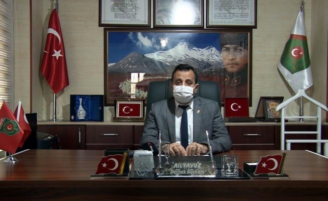 """""""Terör örgütünün en büyük destekçileri meclisteki kravatlı teröristlerdir"""""""