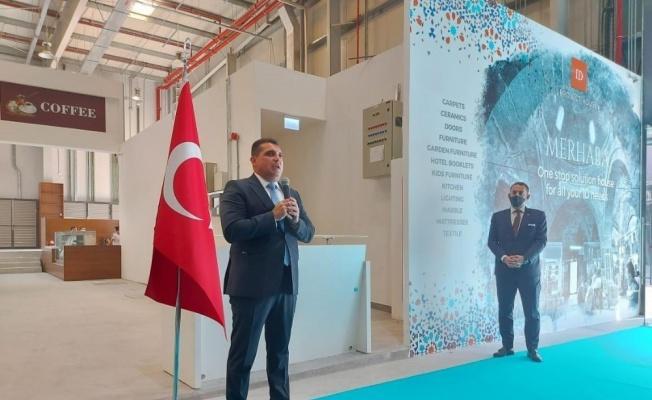 Kayseri OSB Dubai Türkiye Ticaret Merkezi açıldı.