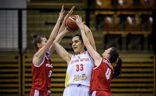 Euro Cup Women Basketbol: Bellona Kayseri Basketbol: 106 - BC Prometey:82