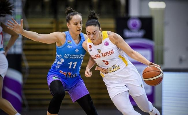 Euro Cup Women Basketbol: KSC Szekszard: 88 - Bellona Kayseri Basketbol: 71