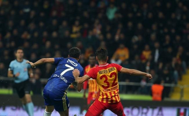 Fenerbahçe ile Kayserispor 49.kez karşılaşacak