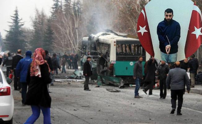 """Kayseri patlamasının faili PKK'lı terörist: """"Beni partiye çağırdılar"""""""