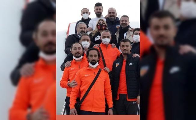 """Kayserispor Başkanı Berna Gözbaşı: """"Kötü günler geride kalacaktır"""""""