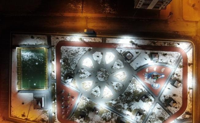 Kocasinan Belediyesi'nden LED teknolojisiyle 1 yılda 2,5 milyon TL tasarruf