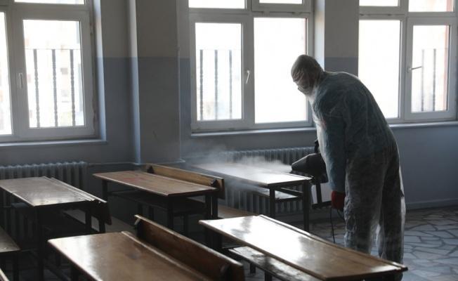 Kocasinan'daki okullarda öğrenciler, sağlıkla büyüyor