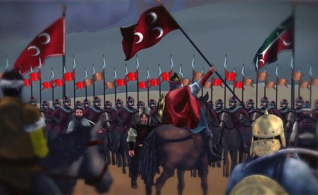 Melikgazi, tarihi önemli şahsiyetlerini animasyonla anlattı