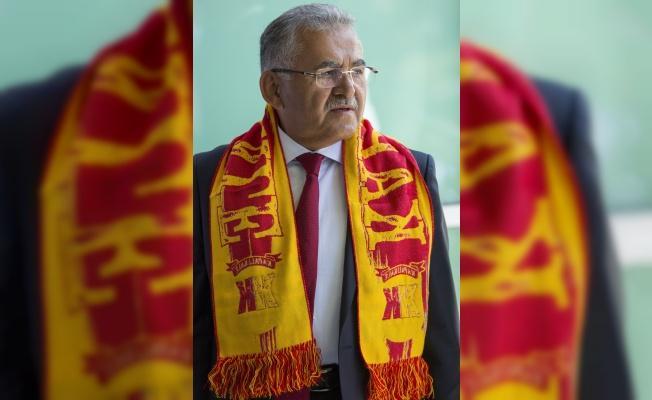 """Başkan Büyükkılıç'tan """"Kayserispor"""" açıklaması"""