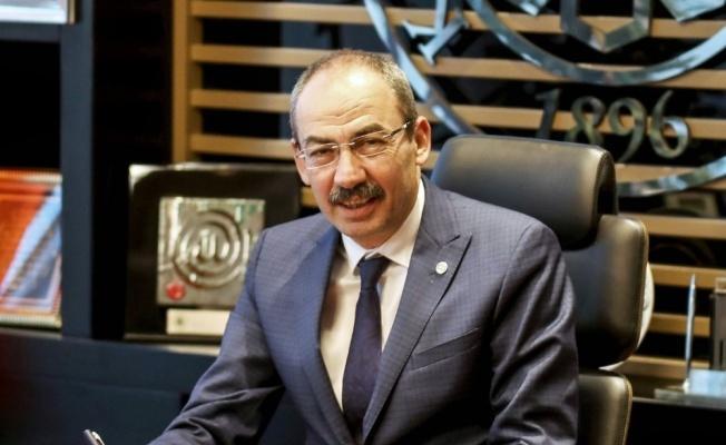"""Başkan Gülsoy: """"Rahmet ve nimetin bol olduğu bu mübarek dönemi iyi değerlendirmeliyiz"""""""