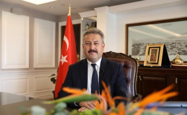 """Başkan Palancıoğlu: """"Mübarek aylar ve geceler bizler için fırsat günleridir"""""""