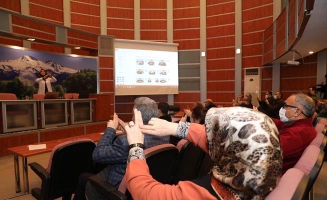 KAYMEK'ten KASKİ personeline yönelik eğitim semineri