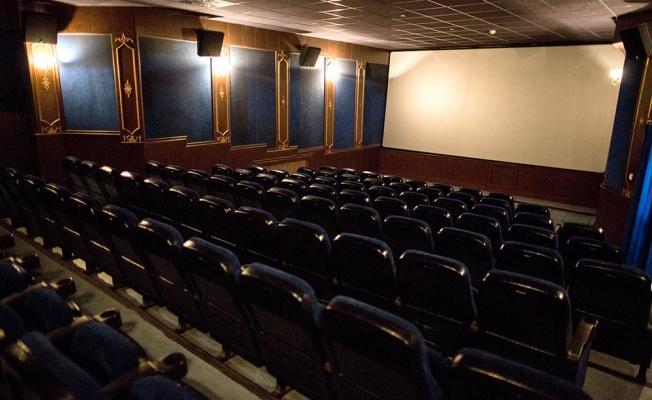 Kayseri'de sinema salonları 1 Nisan'a kadar kapalı